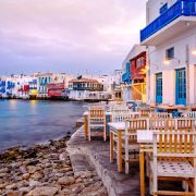 Crociera Isole Greche - Mykonos
