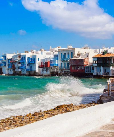 Greek Islands 3 Day