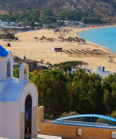 Greek Islands 4 Day Cruise
