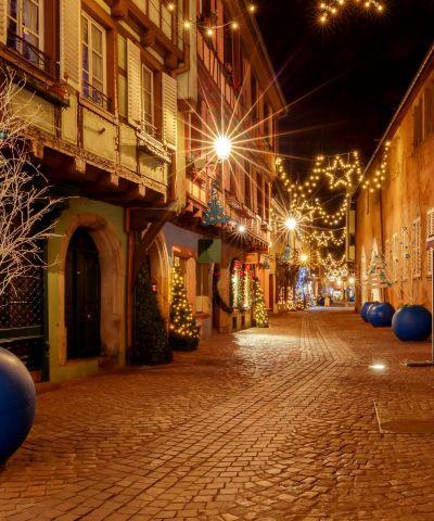 Πρωτοχρονιά Στην Αλσατία