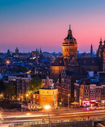 Ταξίδια στην Ολλανδία