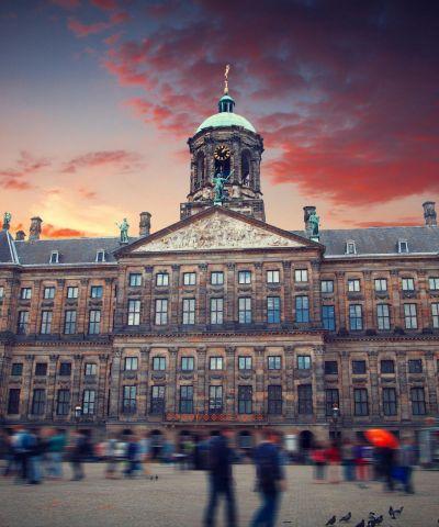 Ταξίδια στο Άμστερνταμ