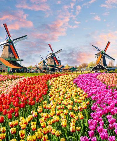 Διακοπές στις Κάτω Χώρες