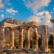 Apollo Temple Corinth