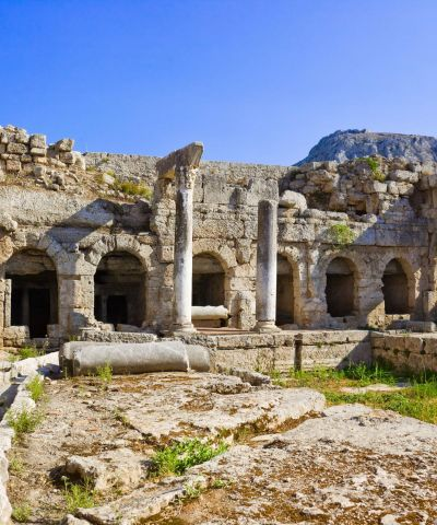 Tour da Atene a Corinto