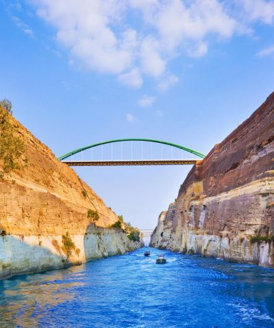 Ancient Corinth - Half Day Tour