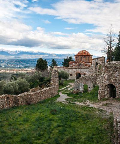 Tour Privato Sparta - Mystras