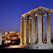 Athens Night Sightseeing Tour