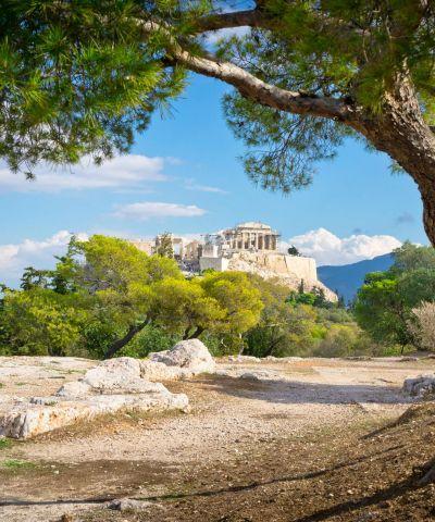 L'Acropolis di Atene