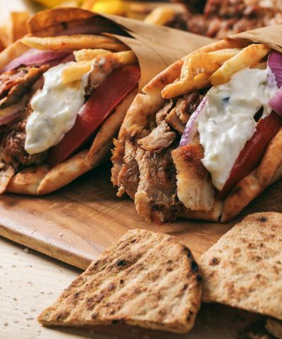 Gastronomy In Greece