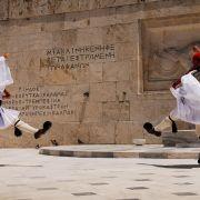 Athens Greece Walking Tour