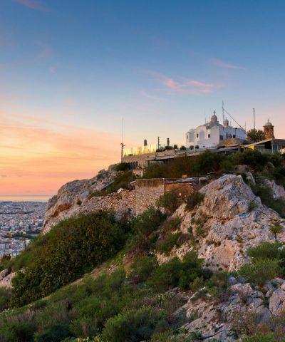 Athens One Day Walking Tour