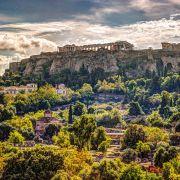 Tour di Atene a Piedi