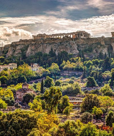 Athens City Walking Tour