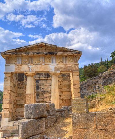 Tour Delfi e Meteora