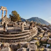 Escursione a Delfi da Atene