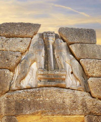 Lions Gate Mycenae
