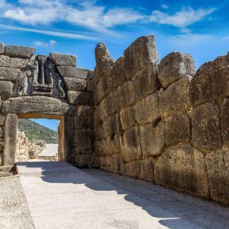 Micene, è un sito archeologico della Grecia, situato nell'Argolide ed è inserita nell'elenco dei patrimoni dell'umanità dell'UNESCO.