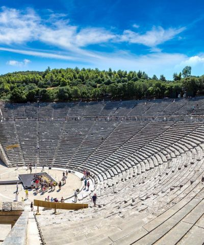 Epidaurus And Mycenae One Day Tour From Athens