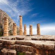 Delfi - Tempio di Apollo