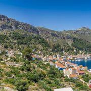Η νήσος Μεγίστη ή Καστελλόριζο είναι ένα από τα Δωδεκάνησα. Το σύμπλεγμα Καστελλόριζου αποτελείται από 14 νησιά το ανατολικότερο από όλα και το ανατολικότερο άκρο της Ελλάδας. Το νησί συνοδεύεται από μια μεγάλη ναυτική παράδοση, με έντονα τα σημάδια της ναυτικής και εμπορικής ανάπτυξης που κάποτε γνώρισε. Απέκτησε παγκόσμια προβολή το 1991, όταν γυρίστηκε εκεί η βραβευμένη με Oscar ταινία Mediterraneo.