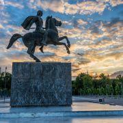 Statua di Alessandro Magno