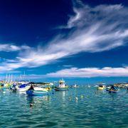 Βάρκες στη Βαλέτα