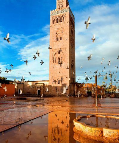 Ταξίδι Στο Μαρακές