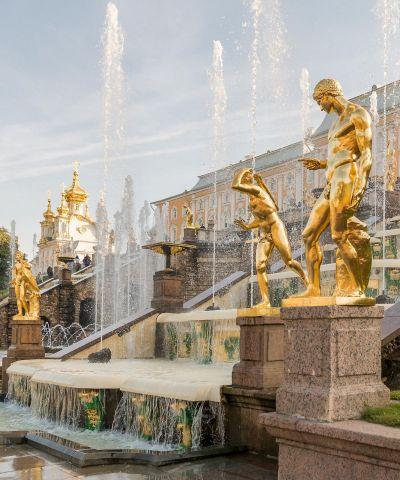 Χριστούγεννα στην Αγία Πετρούπολη
