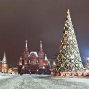 Χριστούγεννα στη Μόσχα