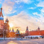 Πρωτοχρονιά στη Μόσχα