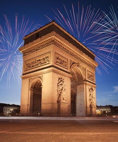 Πρωτοχρονιά στο Παρίσι