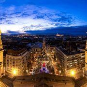 Πράγα - Βιέννη - Βουδαπέστη Χριστούγεννα