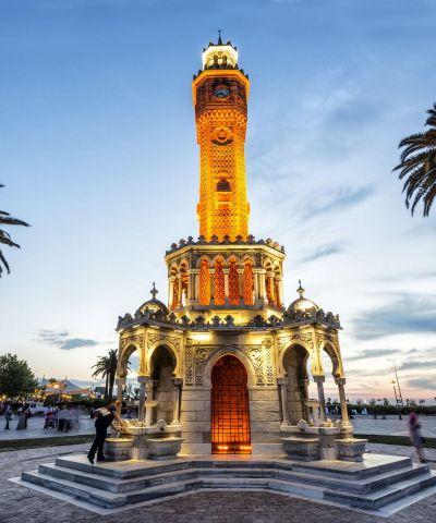Κωνσταντινούπολη - Αεροπορική Εκδρομή