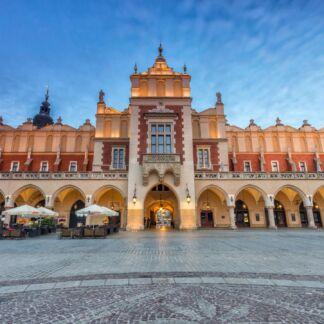Η Βαρσοβία είναι η πρωτεύουσα της Πολωνίας και μεγαλύτερη πόλη της χώρας. Σήμερα, η Βαρσοβία αποτελεί μια δυναμική πρωτεύουσα που έχει αφήσει πίσω της το γκρίζο παρελθόν και έχει μετατραπεί σε μια δημιουργική πόλη με εκθέσεις, φεστιβάλ κινηματογράφου, γοητευτικά καφέ και ατμοσφαιρικά μπιστρό. Η Κρακοβία είναι μία από τις παλαιότερες και μεγαλύτερες πόλεις της Πολωνίας, καθώς και ένα από τα πολιτιστικά, καλλιτεχνικά αλλά και τουριστικά κέντρα της χώρας. Η παλαιά πόλη της Κρακοβίας έχει πλούσια αρχιτεκτονική, ως επί το πλείστον αναγεννησιακή με ορισμένα δείγματα μπαρόκ και γοτθικά. Τα παλάτια, οι εκκλησίες και τα μέγαρα της Κρακοβίας έχουν να δείξουν πλούτο χρωμάτων, αρχιτεκτονικών λεπτομερειών, βιτρώ, έργων ζωγραφικής, γλυπτών και επιπλώσεων.