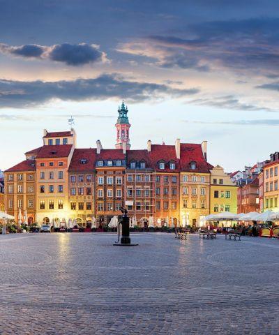 Διακοπές στην Πολωνία