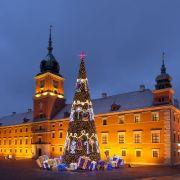 Βαρσοβία - Κρακοβία Χριστούγεννα