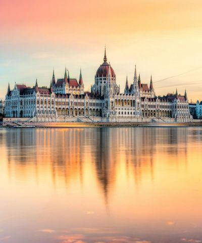 Χριστούγεννα στη Βουδαπέστη