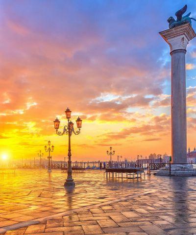 Ταξίδι Στη Βενετία