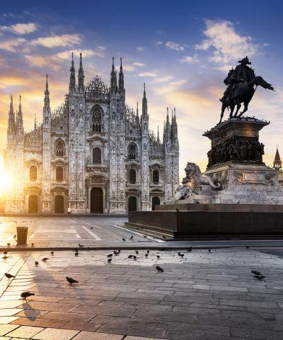 Ιταλία - Μιλάνο