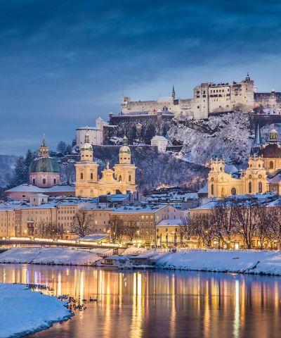 Βιέννη - Σάλτσμπουργκ - Χριστούγεννα