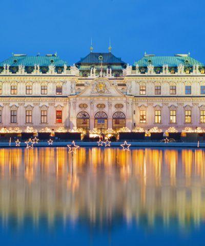 Η Βιέννη είναι η πρωτεύουσα της Αυστρίας και αποτελεί την μεγαλύτερη πόλη καθώς και το πολιτικό, πολιτισμικό και οικονομικό κέντρο της χώρας.
