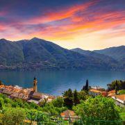 Πανόραμα Βόρειας Ιταλίας