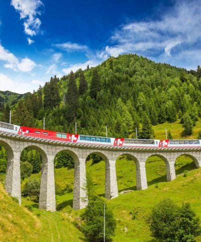 Ταξίδι στην Ελβετία