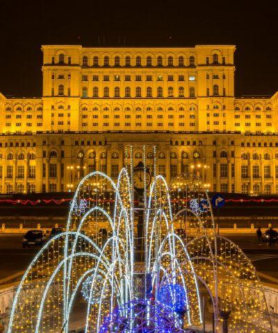Βουκουρέστι - Χριστούγεννα