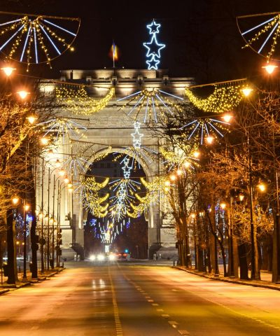 Βουκουρέστι - Πρωτοχρονιά