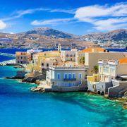 Αιγαίο πέλαγος ονομάζεται η θαλάσσια περιοχή της ανατολικής λεκάνης της Μεσογείου μεταξύ Α. Ελλάδας και Μ. Ασίας, αποκαλούμενη ενίοτε και Αρχιπέλαγος. Κρουζιέρα Ειδυλλιακό Αιγαίο. Αποπλεύστε για τα όμορφαΕλληνικά νησιάκαι ανακαλύψτε τους ατέλιωτους θησαυρούς της Ελλάδας και της Τουρκίας. Σύρος, Τσεσμέ, Κως, Ιος, Σαντορίνη.
