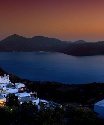 Αιγαίο πέλαγος ονομάζεται η θαλάσσια περιοχή της ανατολικής λεκάνης της Μεσογείου μεταξύ Α. Ελλάδας και Μ. Ασίας, αποκαλούμενη ενίοτε και Αρχιπέλαγος.