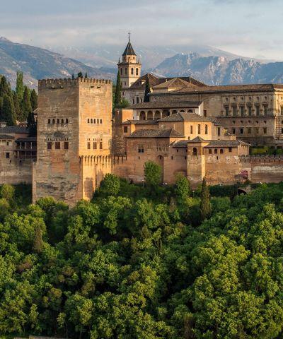 Πανόραμα Ισπανίας