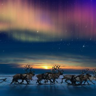 Η Λαπωνία είναι περιοχή στη βόρεια Σκανδιναβία, κυρίως βόρεια του αρκτικού κύκλου.